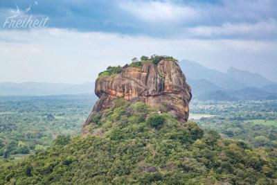 Löwenfels - Sigiriya
