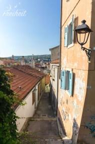 Muggia - Altstadt