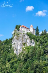 Bleder Burg aus dem 11. Jahrhundert