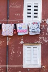 Hello Kitty ist eben überall