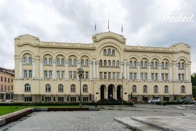 Rathaus Banja Luka
