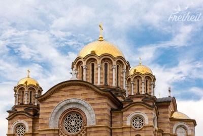 Vergoldete Kuppeln