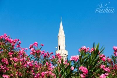 Minarette an jeder Ecke