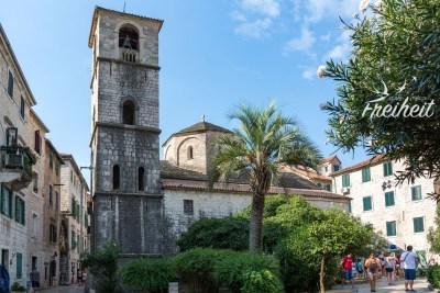 Eine von vielen Kirchen ;-)