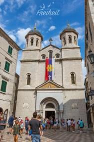 Die orthodoxe Kirche St. Nikolaus