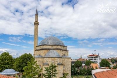 Die Sinan Pascha Moschee von der Rückseite :)