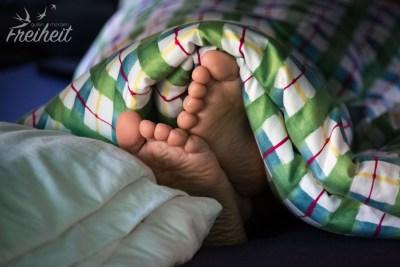 Warme Füße :-)