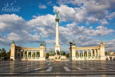 Der Heldenplatz
