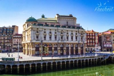 Das Teatro Arriaga