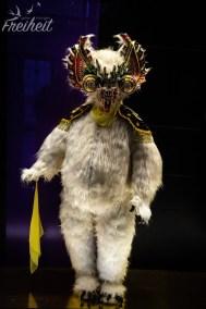 Kostüme aus Südamerika