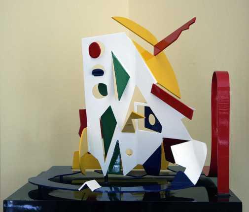 Sculpture - Barcelona by Stephen Clegg, 2009 cleggart.com
