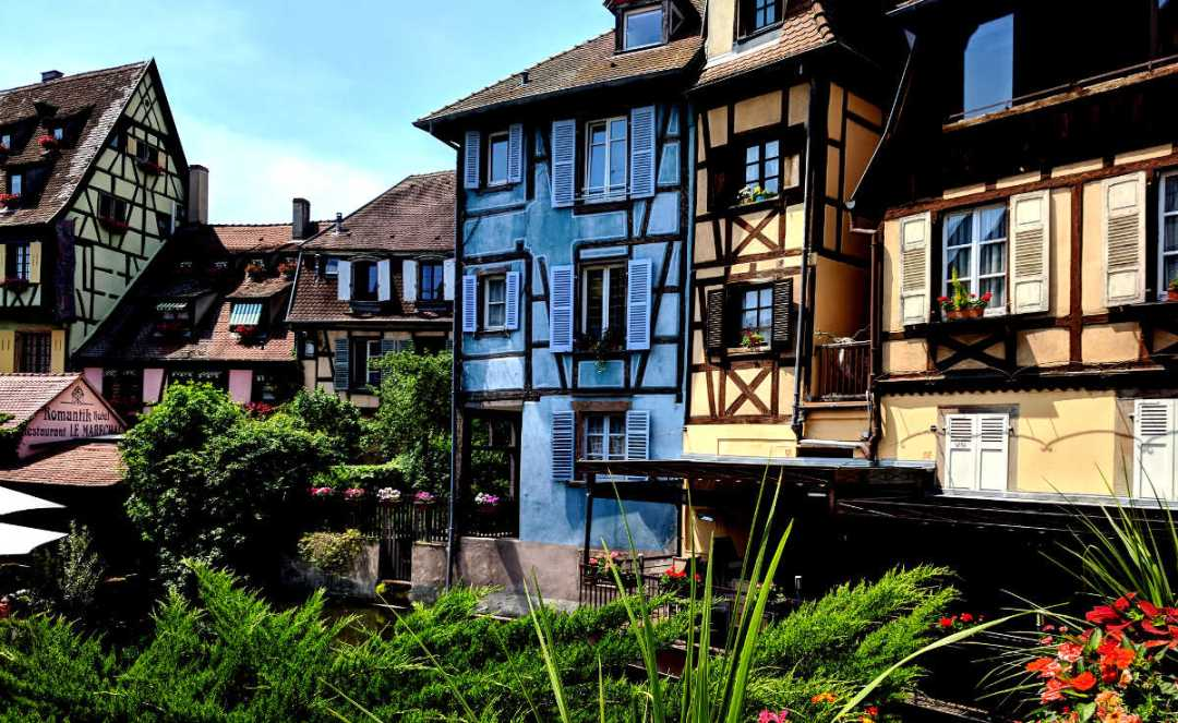Photo: Colmar, France by Birgit Pauli Haack 2018