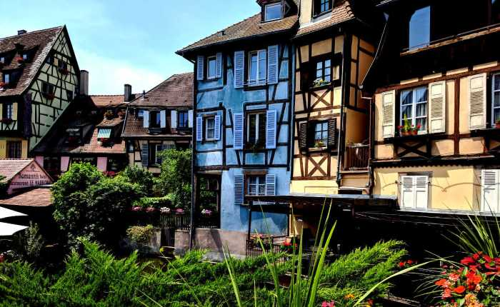 Photo: Colmar, France by Birgit Pauli Haack 2018