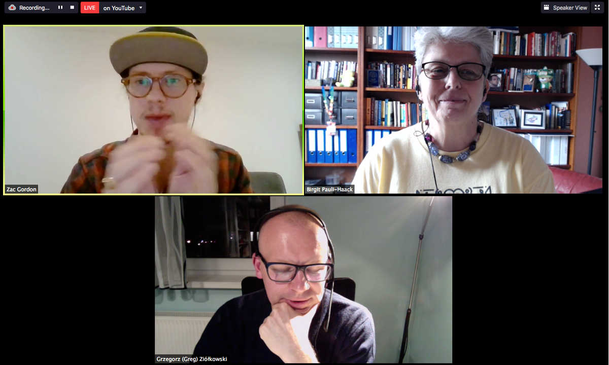 Gutenberg Live Q & A w/ Gordon, Ziolkowski & Pauli-Haack