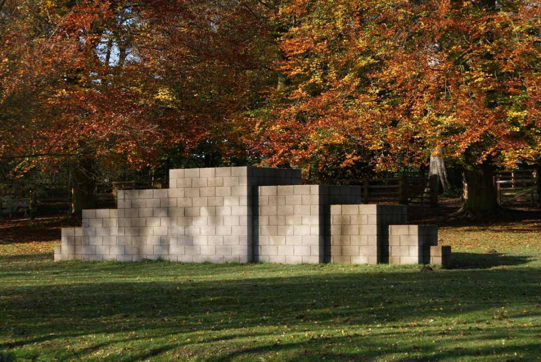 """""""Autumn at the Yorkshire Sculpture Park"""" by puffin11uk is marked with CC0 1.0"""