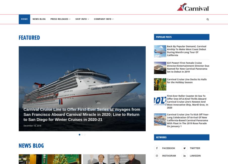 Carnival News | Gutendev | WordPress websites with Gutendev | New WordPress | WordPress Tutorials | Plugins WordPress