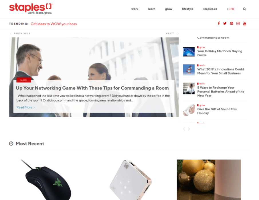 Staples | Gutendev | WordPress websites with Gutendev | New WordPress | WordPress Tutorials | Plugins WordPress