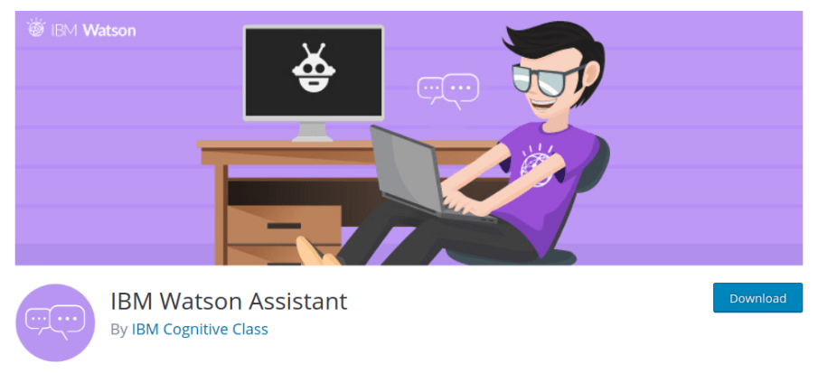 IBM watson Assistant | WordPress AI Plugins