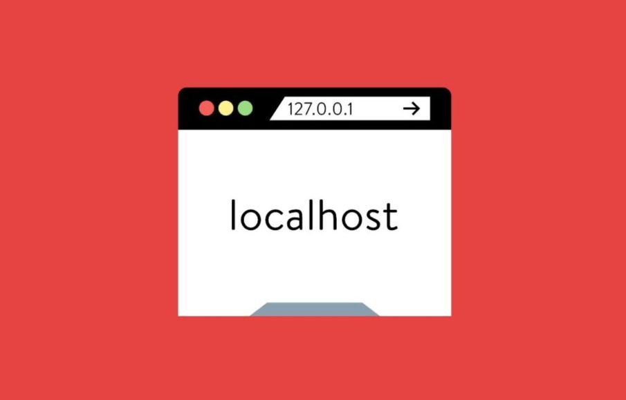 localhost wordpress