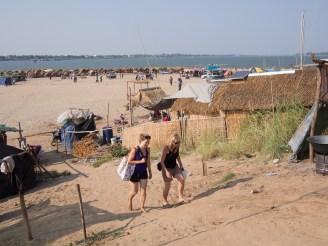 Insel mit Strand