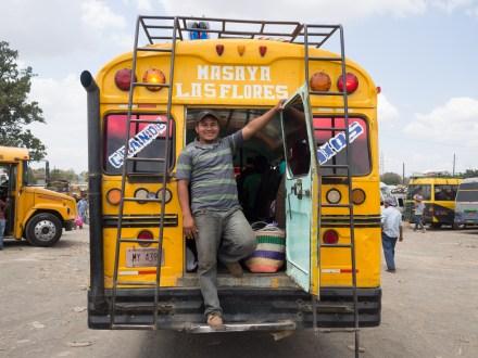 Öffentliches Verkehrsmittel in Nicaragua