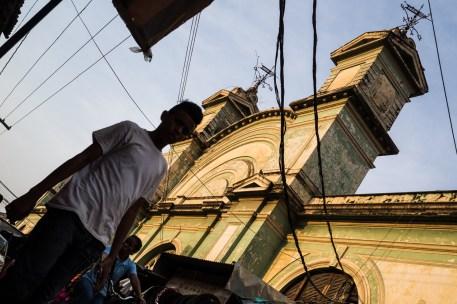 Marktgebäude von Granada, Nicaragua