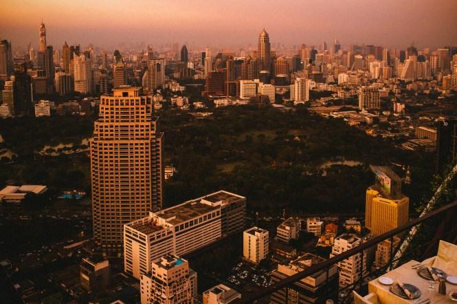 Sommernacht, Bangkok