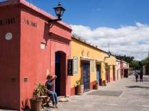 Die Strassen von Oaxaca