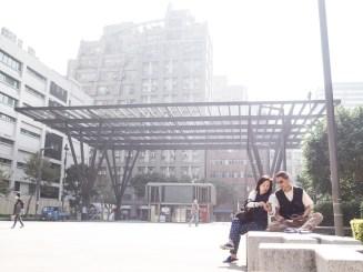 Weit oben auf der Liste der schönsten Gebäude in Taiwan.