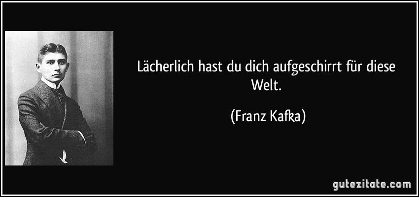 Zitate Gluck Erkennen Franz Kafka Wikiquote