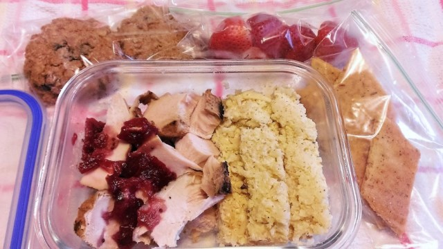 Turkey breast and cauliflower rice