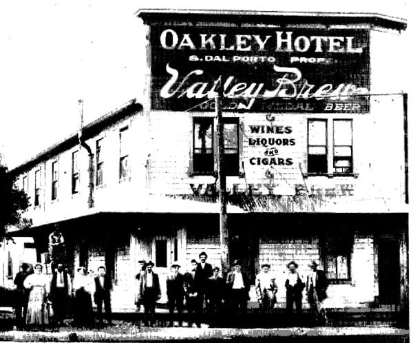 Historic Oakley California