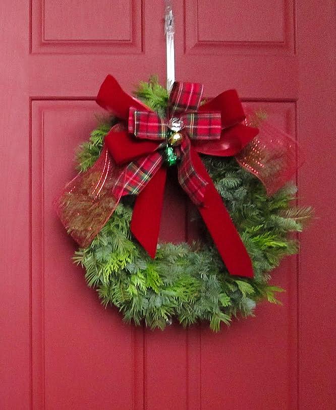 The Real Christmas Tree Farm: The Guthrie Christmas Tree Farm And Holiday Wreaths