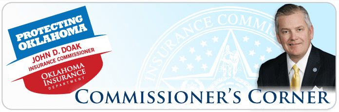 Commissioner Doak: Sharing for the summer? Know your insurance risks
