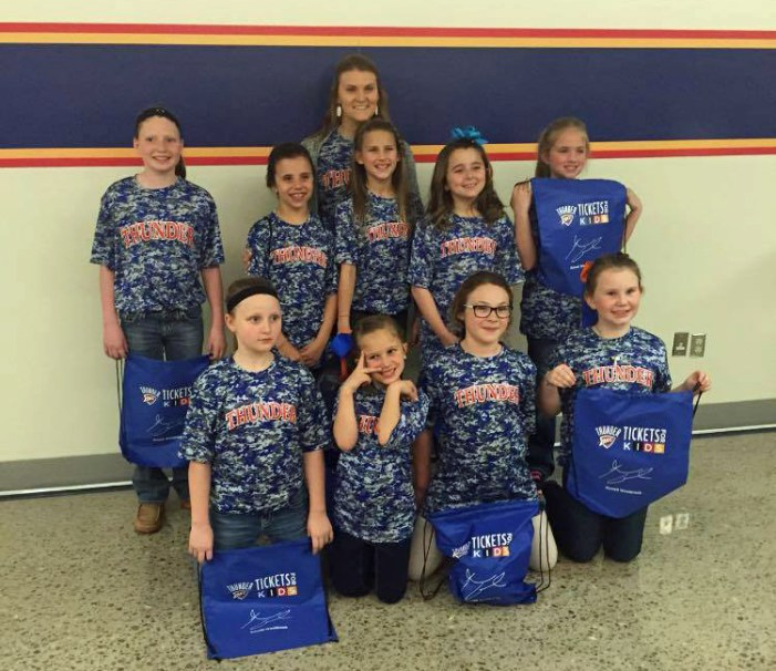 Guthrie softball team invited to Youth Softball Nationals