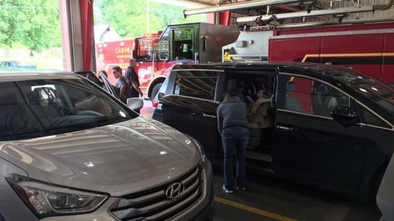 Car seat distribution to be held at the Guthrie Fire Department