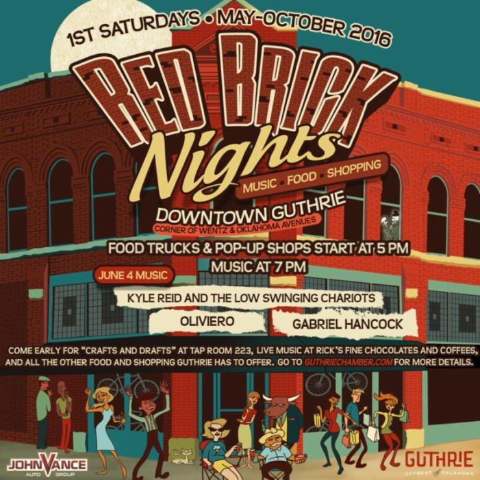 Chamber announces upcoming event; Red Brick Nights set for June 4