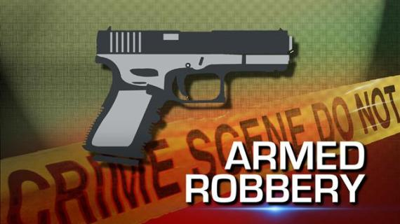 Suspect accused of two armed robberies within minutes