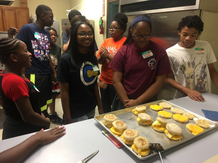 Langston 4-H mini roundup – Healthy Living Expo