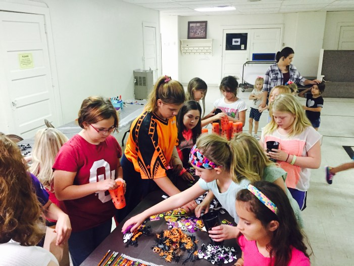 "Girl Scout Troops have begun to ""Boo"" their communities"