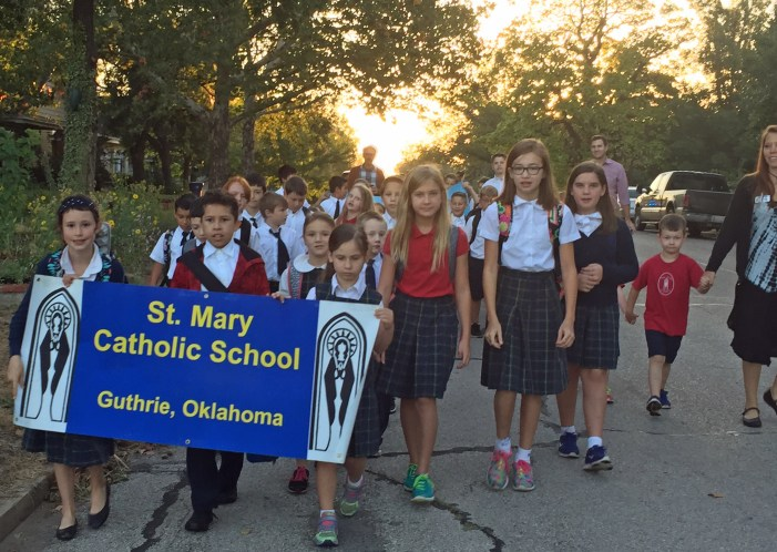Guthrie students to participate in International Walk to School Day