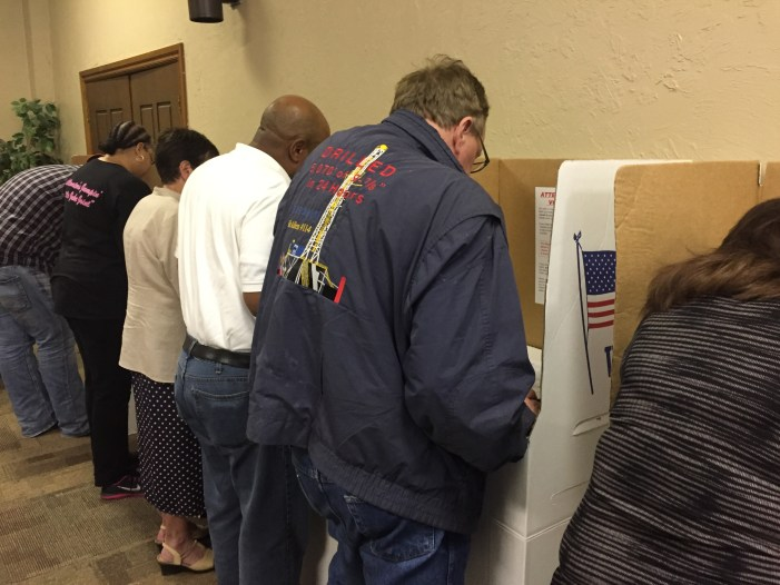 New polling place named following fire