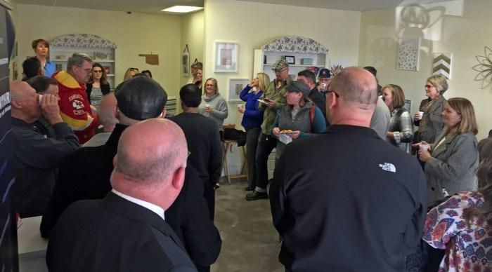 AAA Insurance hosts weekly Chamber Coffee