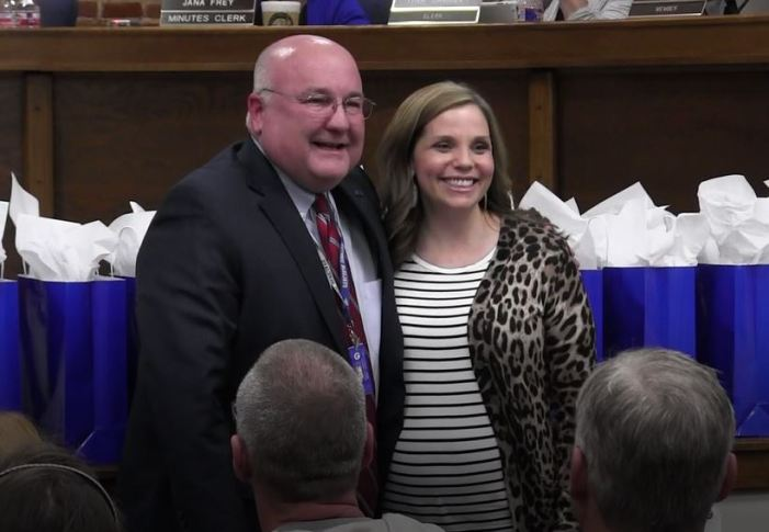 Guthrie Public Schools announce their District Teacher of the Year