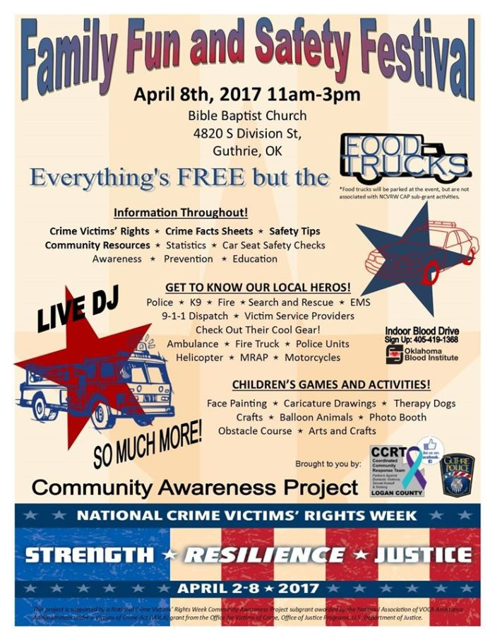 GPD partners up for free Family Fun and Safety Festival
