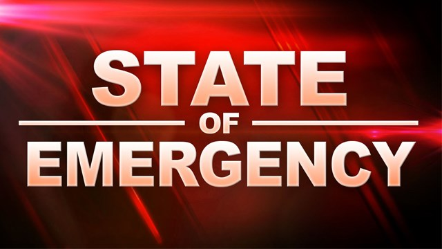 Gov. Fallin declares state of emergency for 22 counties, including Logan County