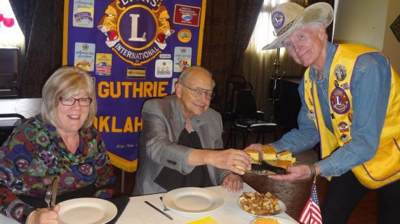 Lions Pancake Feast to help community projects