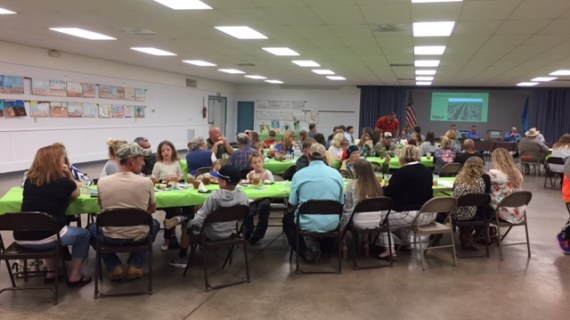 Logan County Conservation holds awards banquet