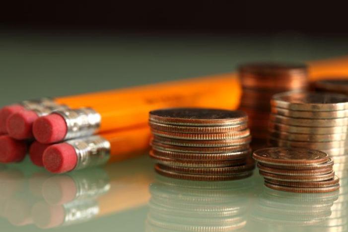 Superintendent reports GPS has weathered the financial storm; moving forward with caution