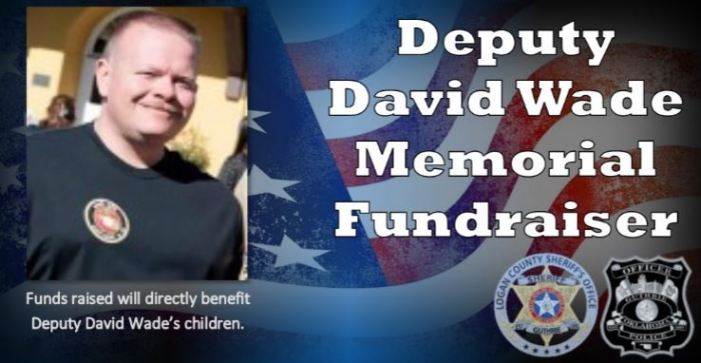 GPD fundraising for fallen deputy's children; enter your chance to win prizes